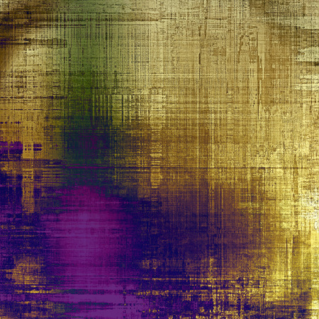 shadowy: Vintage background with dirty grungy texture or overlay and different color patterns: yellow (beige); brown; green; blue; purple (violet); pink