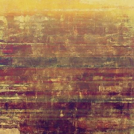 corrosion: Grunge background or vintage texture in traditional retro style. With different color patterns: yellow (beige); brown; gray; red (orange); purple (violet); pink