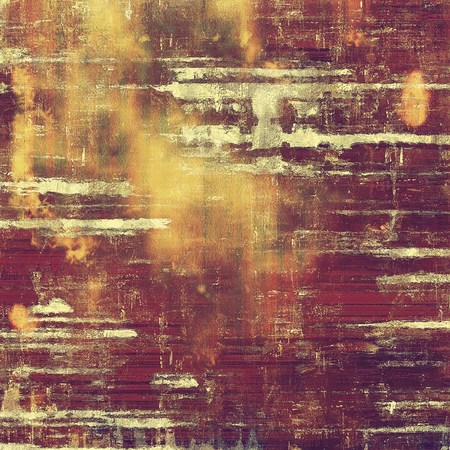 mottled: Mottled vintage background with grunge texture and different color patterns: yellow (beige); brown; red (orange); gray; purple (violet); pink