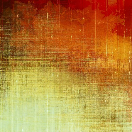 intensity: Retro abstract background, vintage grunge texture with different color patterns: yellow (beige); brown; red (orange)