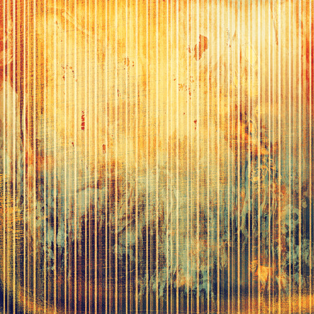 obscure: Retro design composition, grunge background or textured backdrop. With different color patterns: yellow (beige); brown; green; red (orange); gray; purple (violet)