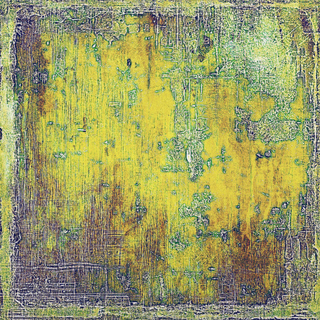 distressed texture: Distressed texture, faded grunge background or backdrop. With different color patterns: yellow (beige); brown; green; gray; purple (violet)