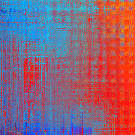 nice looking: Nice looking grunge texture or abstract background. With different color patterns: blue; red (orange); pink; cyan