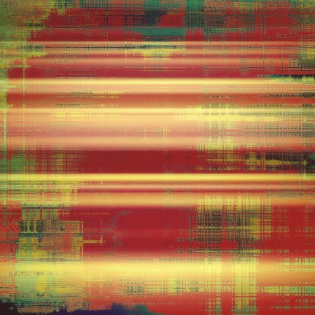 blemish: Abstract colorful background or backdrop with grunge texture and different color patterns: yellow (beige); brown; green; red (orange); pink Stock Photo