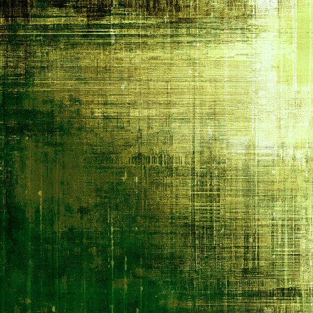 nice looking: Nice looking grunge texture or abstract background. With different color patterns: yellow (beige); brown; green; white