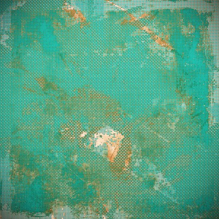 res: Hi res grunge texture or retro background. With different color patterns: yellow (beige); brown; green; blue; gray; cyan