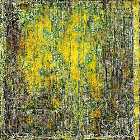 obscure: Hi res grunge texture or retro background. With different color patterns: yellow (beige); brown; green; gray
