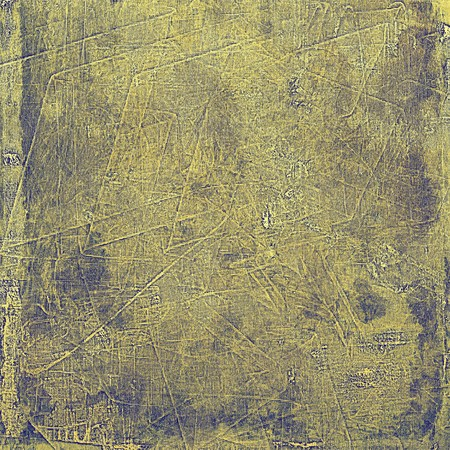 tincture: Rough textured backdrop, abstract vintage background with different color patterns: yellow (beige); brown; gray; purple (violet)