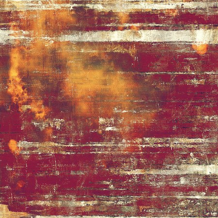 violet red: Oldest vintage background in grunge style. Ancient texture with different color patterns: yellow (beige); brown; red (orange); purple (violet); pink; white Stock Photo