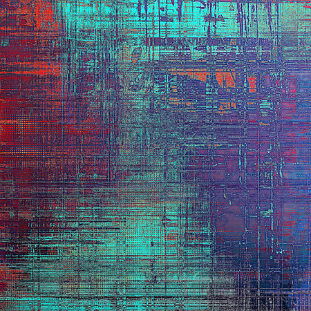 obscure: Ancient textured background or shabby backdrop. With different color patterns: blue; red (orange); purple (violet); pink; cyan