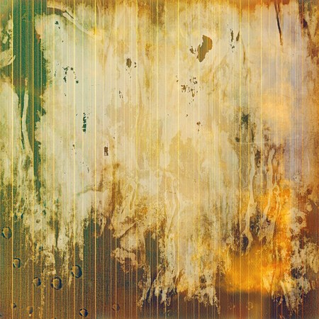 nice looking: Nice looking grunge texture or abstract background. With different color patterns: yellow (beige); brown; gray; green; red (orange) Stock Photo