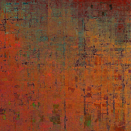 mottled: Retro style grunge background, mottled vintage texture. With different color patterns: brown; blue; green; red (orange); purple (violet); pink