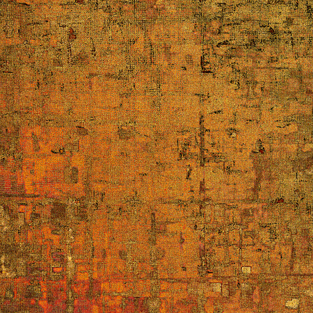 mottled: Retro style grunge background, mottled vintage texture. With different color patterns: yellow (beige); brown; gray; red (orange)