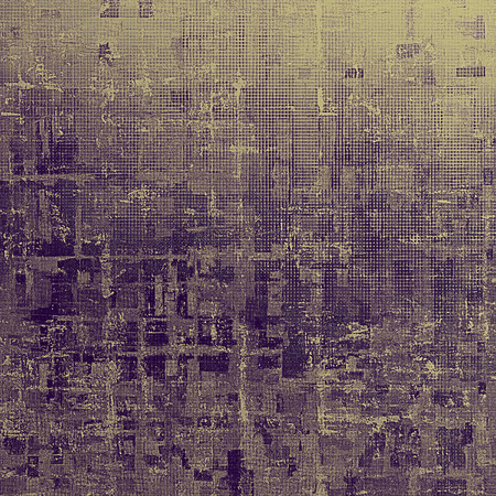 mottled: Retro style grunge background, mottled vintage texture. With different color patterns: yellow (beige); gray; purple (violet)
