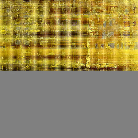 crosshatched: Background with dirty grunge texture, vintage style elements and different color patterns: yellow (beige); brown; gray