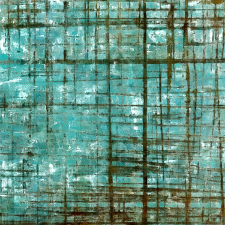 eroded: Stylish grunge texture, old damaged background. With different color patterns: brown; green; blue; black; cyan; white