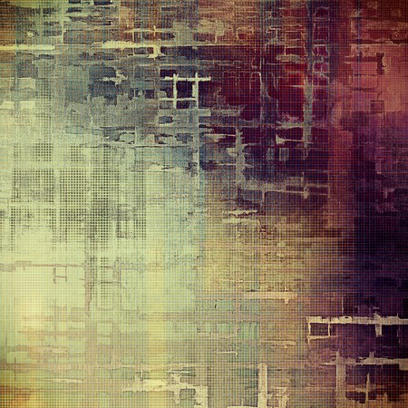 nice looking: Nice looking grunge texture or abstract background. With different color patterns: yellow (beige); brown; blue; gray; red (orange); purple (violet)