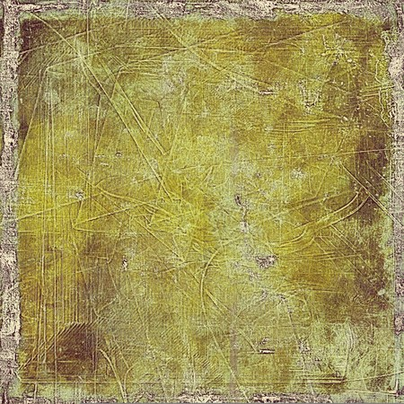 eroded: Digitally designed background or texture for retro style frame. With different color patterns: yellow (beige); brown; gray; green