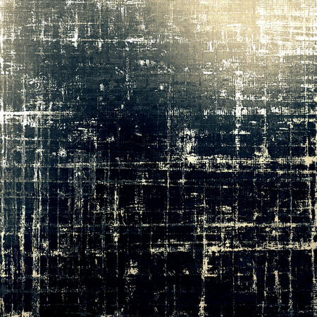 obscure: Vintage style shabby texture or background with classy grungy elements and different color patterns: yellow (beige); brown; gray; black; blue; white