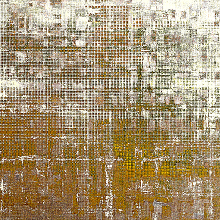 oldest: Grunge colorful texture, aged weathered background with different color patterns: yellow (beige); brown; gray; white