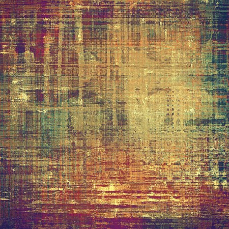 shadowy: Grunge colorful texture, aged weathered background with different color patterns: yellow (beige); brown; blue; red (orange); purple (violet); pink Stock Photo