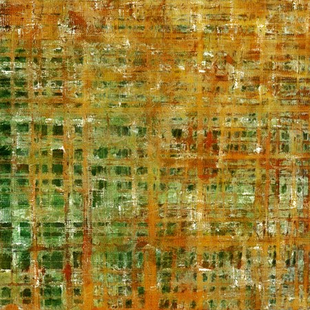 mottled: Vintage mottled frame, textured grunge background with different color patterns: yellow (beige); brown; gray; green; red (orange)