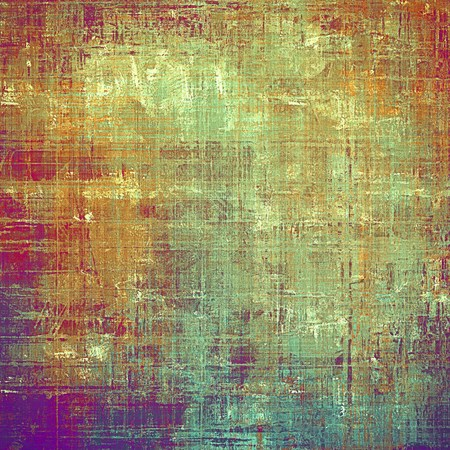 nice looking: Nice looking grunge texture or abstract background. With different color patterns: yellow (beige); brown; green; blue; red (orange); purple (violet)