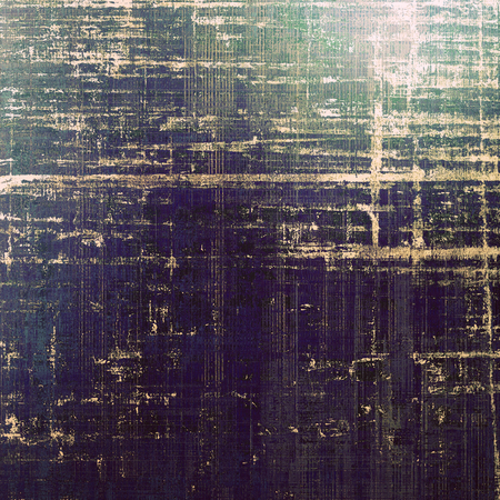 exceptional: Grunge colorful texture, aged weathered background with different color patterns: yellow (beige); gray; black; green; blue; purple (violet)