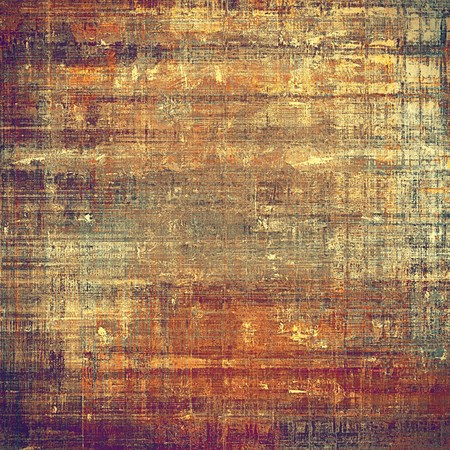 blemish: Abstract vintage background with grunge effects, ragged elements, and different color patterns: yellow (beige); brown; gray; red (orange); purple (violet); pink