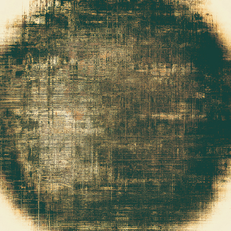 looks: Spherical vintage decorative background, antique grunge texture with different color patterns: yellow (beige); brown; gray; black; white