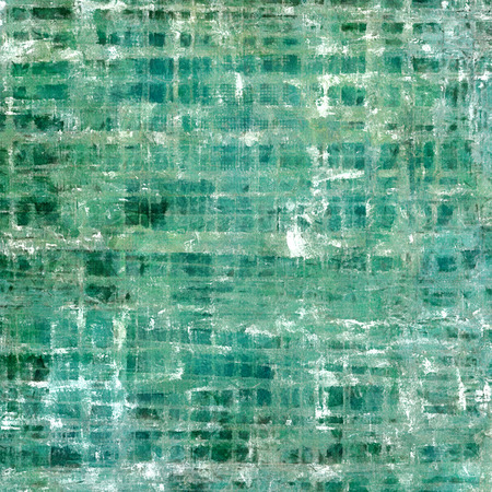 eroded: Ancient textured background or shabby backdrop. With different color patterns: gray; green; blue; white; cyan