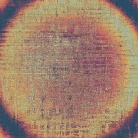 jagged: Elegant vintage background, antique texture. Designed grunge template with different color patterns: yellow (beige); brown; gray; red (orange); purple (violet); pink
