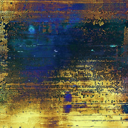 crosshatching: Colorful abstract retro background, aged vintage texture. With different color patterns: yellow (beige); brown; blue; purple (violet); black