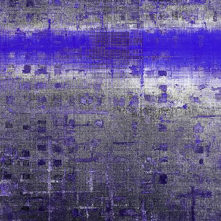 fibrous: Elegant vintage background, antique texture. Designed grunge template with different color patterns: gray; blue; purple (violet); black; white