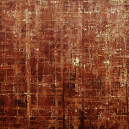crosshatching: Distressed texture with ragged grunge overlay. Wrinkled background or backdrop with different color patterns: yellow (beige); brown; gray; red (orange); pink Stock Photo