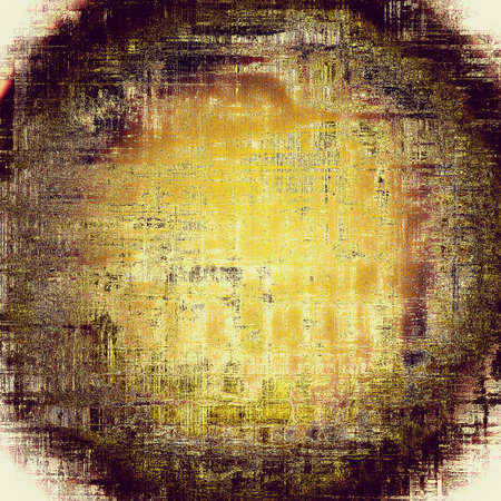 crosshatching: Spherical distressed texture with ragged grunge overlay. Wrinkled background or backdrop with different color patterns: yellow (beige); brown; gray; purple (violet); white; pink