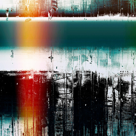 res: Hi res grunge texture or retro background. With different color patterns: yellow (beige); black; green; blue; red (orange); white