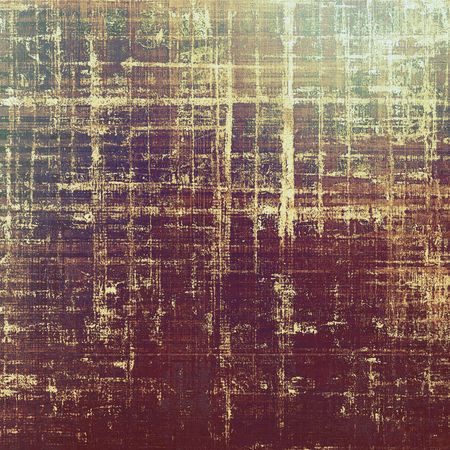 shadowy: Rough textured backdrop, abstract vintage background with different color patterns: yellow (beige); brown; green; purple (violet); gray; pink Stock Photo