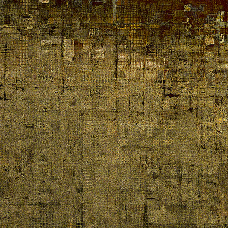 eroded: Distressed texture, faded grunge background or backdrop. With different color patterns: gray; yellow (beige); brown; black
