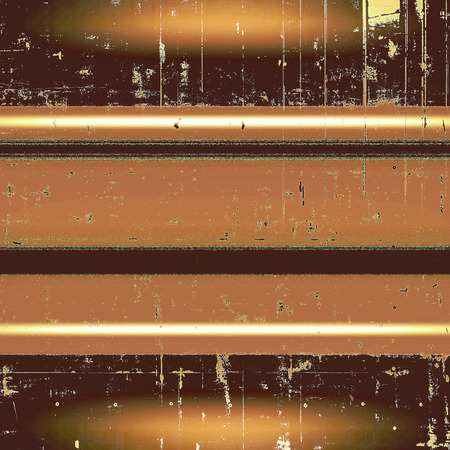 rust red: Ancient textured background or shabby backdrop. With different color patterns: gray; red (orange); yellow (beige); brown Stock Photo