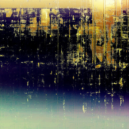 res: Hi res grunge texture or retro background. With different color patterns: blue; red (orange); purple (violet); yellow (beige); brown; black Stock Photo