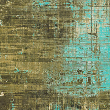 nice looking: Beautiful retro background, nice looking ancient texture with different color patterns: gray; blue; yellow (beige); brown; cyan