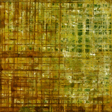 exceptional: Abstract vintage colored background. With different color patterns: yellow (beige); brown; green; gray