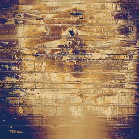 mottled: Retro style grunge background, mottled vintage texture. With different color patterns: yellow (beige); brown; gray; purple (violet)