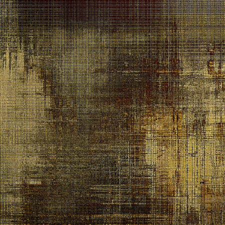 mottled: Retro style grunge background, mottled vintage texture. With different color patterns: yellow (beige); brown; gray; black