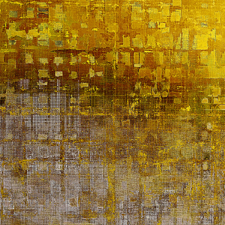 obscure: Grunge background for a creative vintage style poster. With different color patterns: yellow (beige); brown; gray; red (orange)
