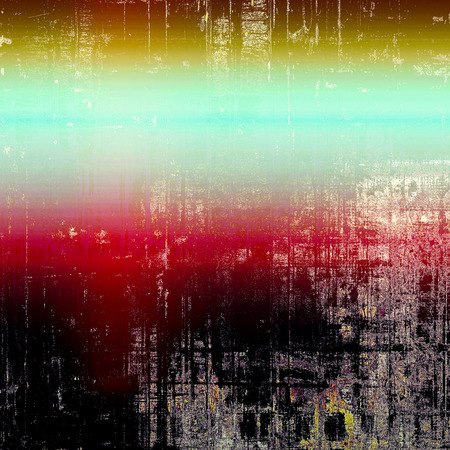 neutral: Nice looking grunge texture or abstract background. With different color patterns: yellow (beige); blue; red (orange); black; cyan; pink