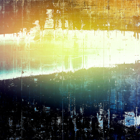 Nice looking grunge texture or abstract background. With different color patterns: yellow (beige); brown; blue; red (orange); black; white