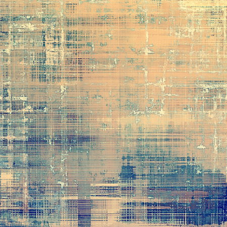 shadowy: Retro vintage style background or faded texture with different color patterns: yellow (beige); brown; gray; blue; cyan