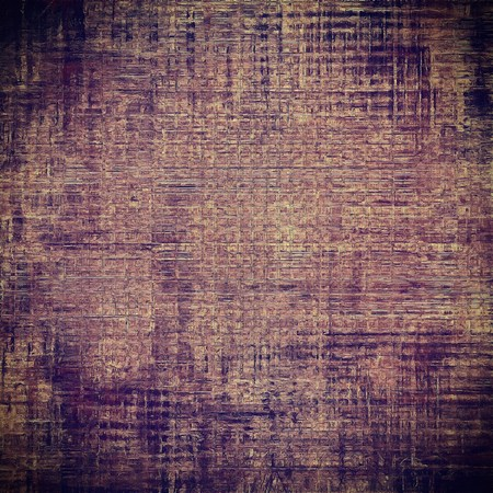 obscure: Grunge antique frame, vintage style background. With different color patterns: yellow (beige); brown; gray; purple (violet); pink Stock Photo